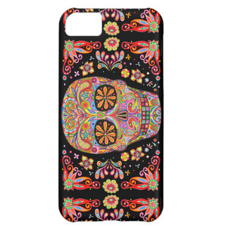 Day of the Dead Art iPhone 5C Case by Case-Mate