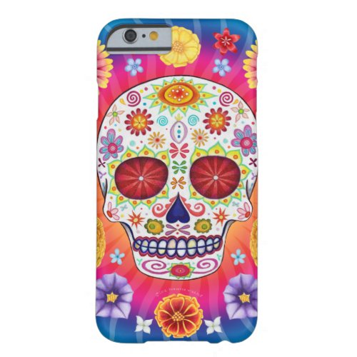 Day of the Dead Art iPhone 6 case Phone Case