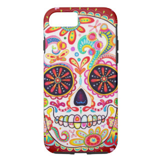 Day of the Dead Art iPhone 8/7 Case