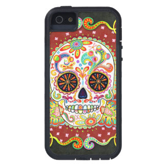 Day of the Dead Art iPhone SE/5/5s Case