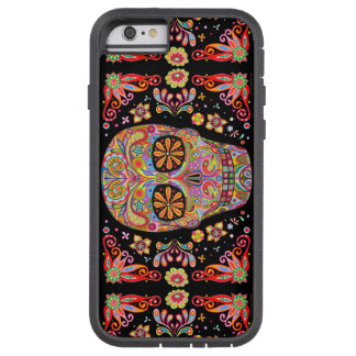 Day of the Dead Art Tough Xtreme iPhone 6 Case
