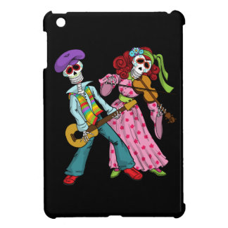 Day of the Dead Band iPad Mini Cover