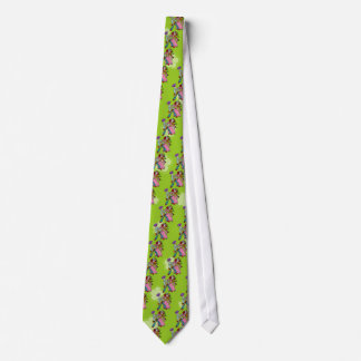 Day of the Dead Band Neck Tie