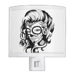 Day of the Dead Beauty Nite Lite