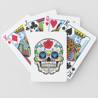 Day of the Dead Bicycle Card Deck