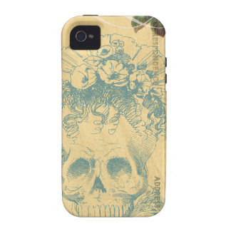 Day Of The Dead Bride Cinco De Mayo Skeleton iPhone 4/4S Cover