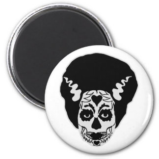 Day of the Dead Bride Refrigerator Magnets