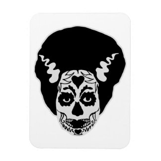 Day of The Dead Bride Magnet