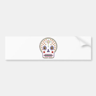 Day of the Dead Bumper Sticker