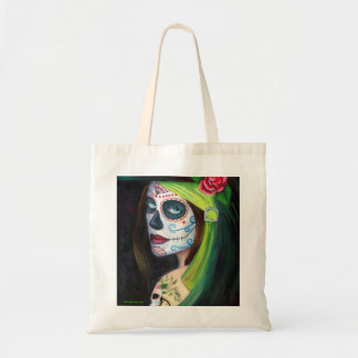 Day of the  Dead by Lori Karels Tote Bag