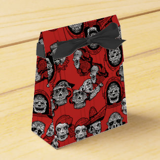 DAY OF THE DEAD by Slipperywindow Favor Box