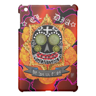 day of the dead case for the iPad mini