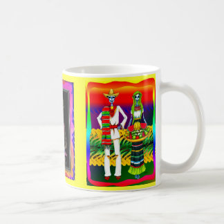 Day Of The Dead Celebration Coffee Mug