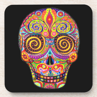 Day of the Dead Coasters - Set of 6