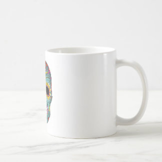 day-of-the-dead-colorful-skull-with-floral-ornamen coffee mug