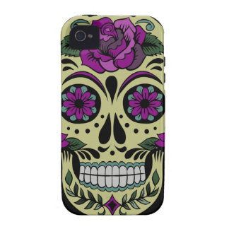 Day of the Dead Custom iPhone 4/4S Covers