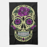 Day of the Dead Custom Towels