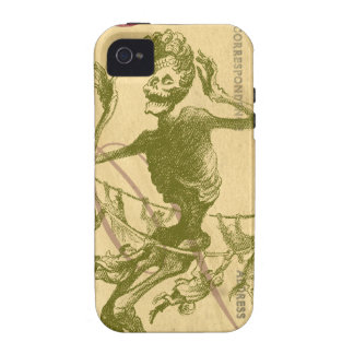Day Of The Dead Dancer Cinco De Mayo iPhone 4/4S Case