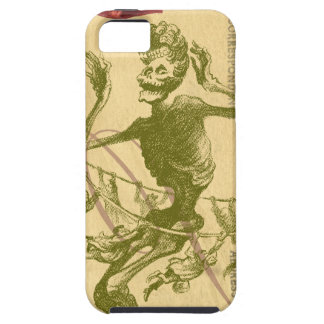 Day Of The Dead Dancer Cinco De Mayo iPhone 5 Case