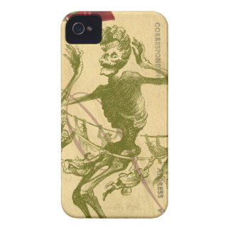 Day Of The Dead Dancer Cinco De Mayo iPhone 4 Cover