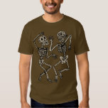 Day of the Dead Dancing Skeletons Shirt