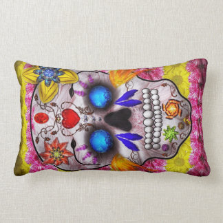 Day of the Dead - Death Mask Pillows
