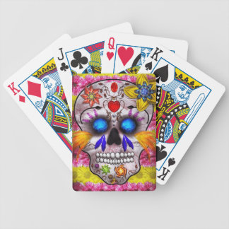Day of the Dead - Death Mask Card Decks