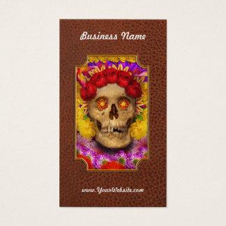 Day of the Dead - Dia de los Muertos Business Card