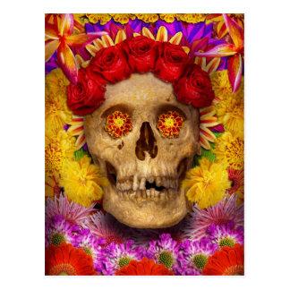 Day of the Dead - Dia de los Muertos Postcard