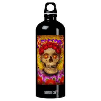 Day of the Dead - Dia de los Muertos Water Bottle