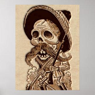 Day of the Dead - Dia de Los Muetos Poster