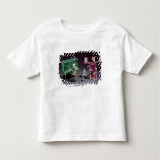 Day of the Dead figures as musicians Toddler T-shirt