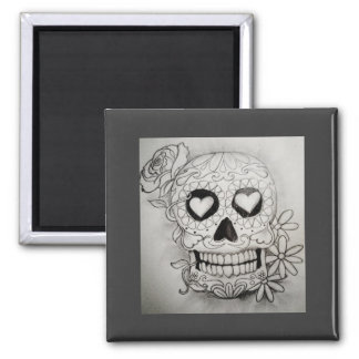 Day of the Dead Fridge Magnets