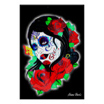 Day Of The Dead Girl Print