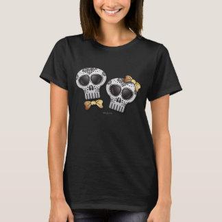 Day of the Dead Halloween Skull Dia de los Muertos T-Shirt