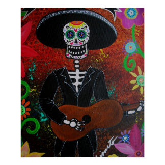 DAY OF THE DEAD HARANA POSTER