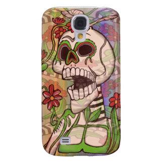Day Of The Dead Hysteria Galaxy S4 Case