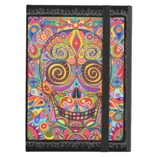 Day of the Dead iPad Case with Kickstand