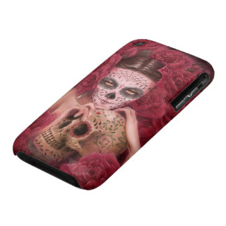 Day of the Dead iPhone 3G 3GS Case Case-Mate iPhone 3 Case