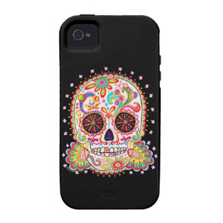 Day of the Dead iPhone 4/4S Case-Mate Vibe Case iPhone 4 Case