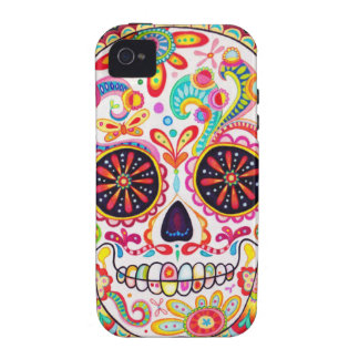 Day of the Dead iPhone 4/4S Case-Mate Vibe Case iPhone 4 Cover