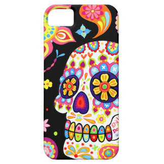 Day of the Dead iPhone 5 Barely There Case