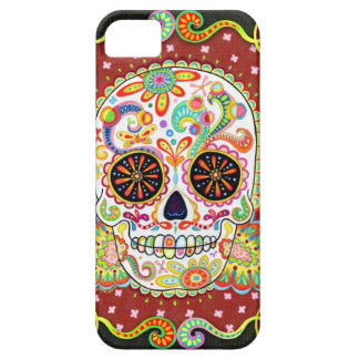 Day of the Dead iPhone 5 Case by Case-Mate