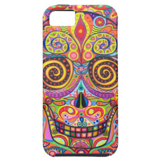 Day of the Dead iPhone 5 Case by Case-Mate iPhone 5 Cases