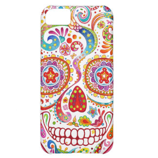 Day of the Dead iPhone 5C Case by Case-Mate