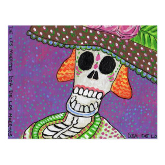 Day of the Dead Katrina Pos tCard Post Cards