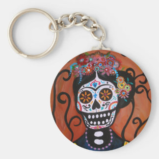 Day of the Dead Keychains