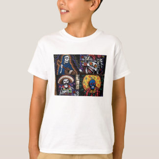 """""""Day of the Dead"""" Kids Version T-Shirt"""