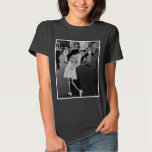 Day of the Dead Kiss in Times Square T Shirt