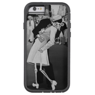 Day of the Dead Kiss in Times Square Tough Xtreme iPhone 6 Case